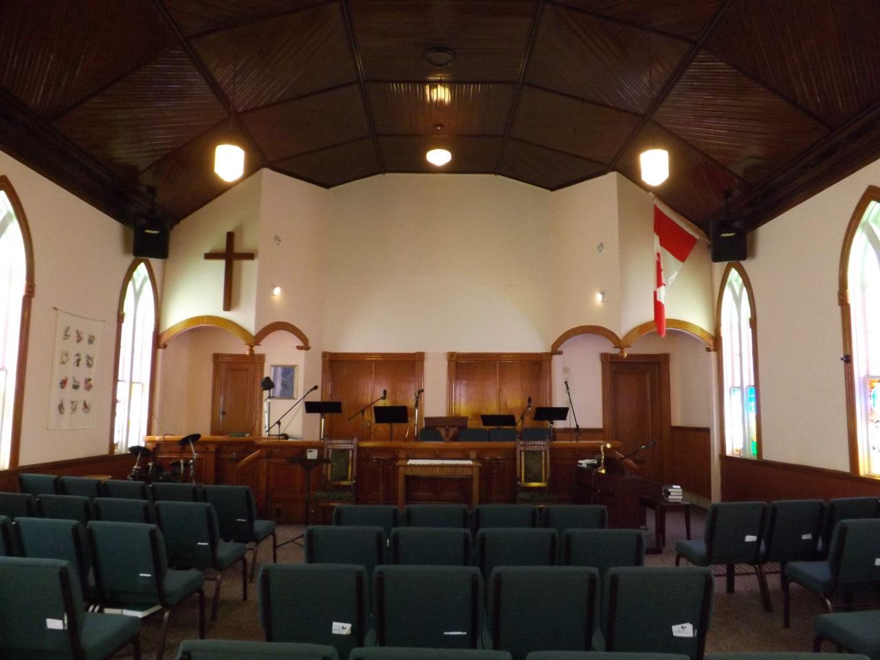 New Glasgow Christian Church