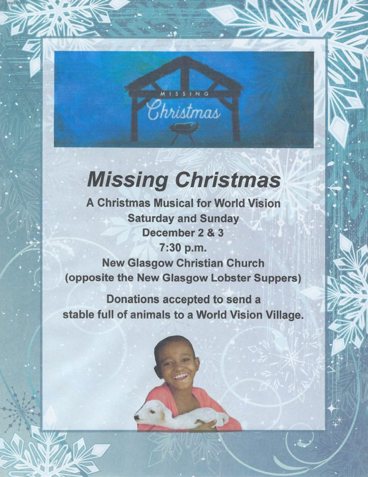 Missing Christmas – A Christmas Musical